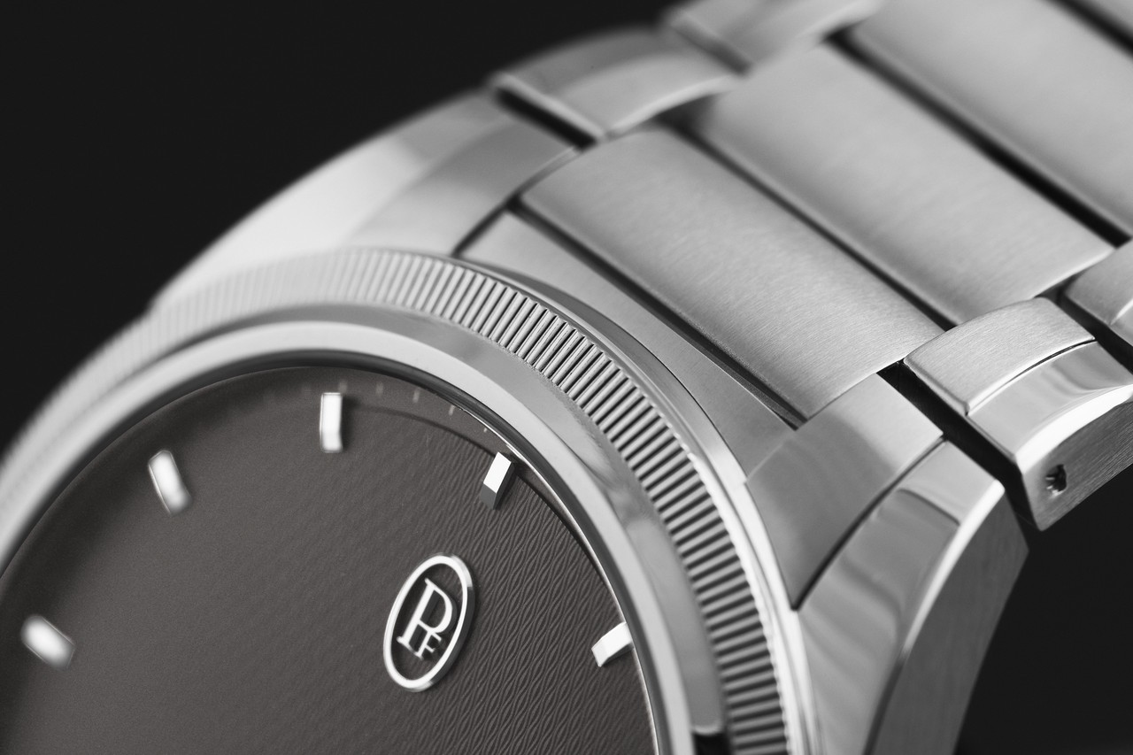 Parmigiani Tonda PF Micro-Rotor - lünetta platinából