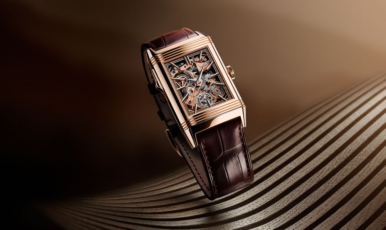 Jaeger-LeCoutre Reverso Tribute Minute Repeater